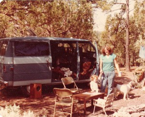 Camping with Mom